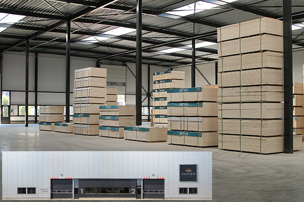 Kuiper Holland – Warehouse